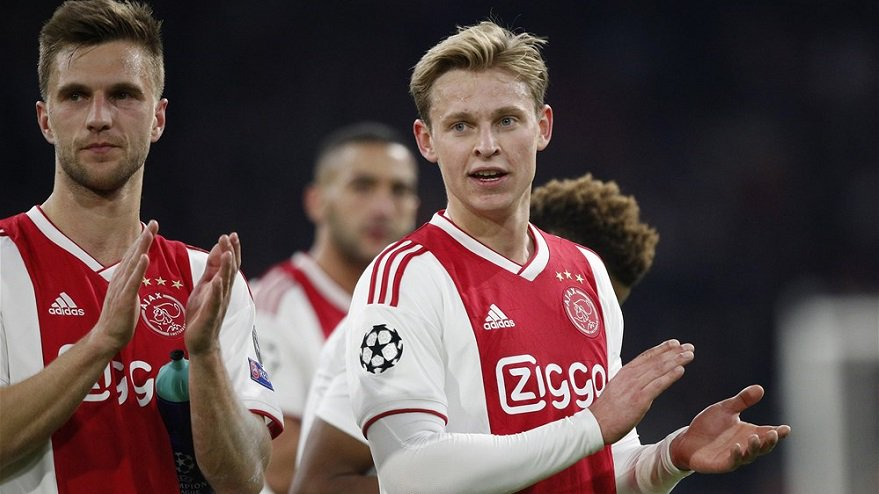 Ajax Nieuws's photo on Jong Ajax