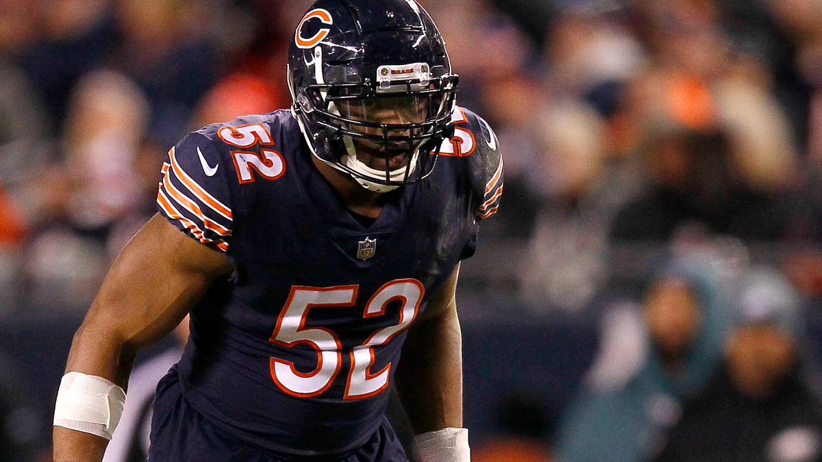 """""""They not only have all of the pieces of the puzzle in place, but they possess the right mix of veterans and youngsters to make it happen in 2019."""" @BuckyBrooks says #DaBears are 1 of 5 Super Bowl contenders this season. 📰: chgobrs.com/2UjVuwj"""