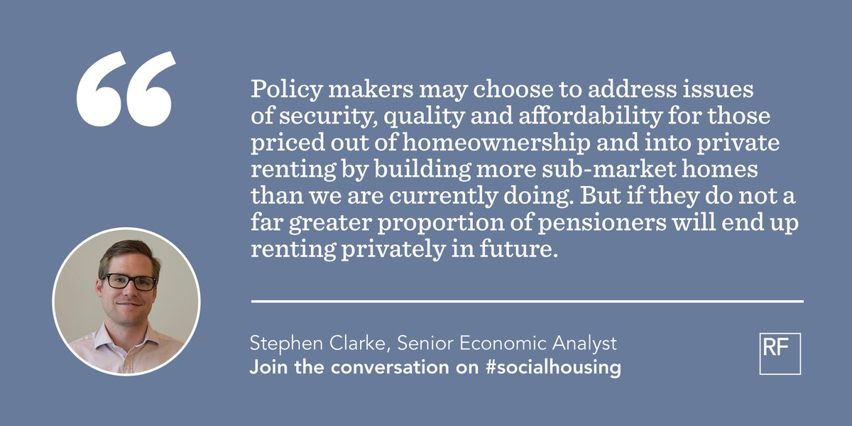test Twitter Media - We're an ageing society. Home ownership rates are falling, with many families now living in the private rental sector. A future where a large proportion of pensioners privately rent is a real possibility - explored in this recent blog from @stephenlclarke https://t.co/o7s4O4wH09 https://t.co/o7XQCn83f4