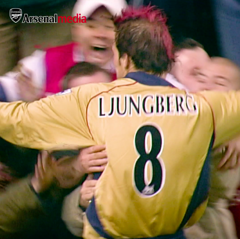 Happy birthday, Freddie Ljungberg! 🎈  ✅ Arsenal legend ✅ Invincible ✅ Head Coach of #AFCU23  What're your favourite memories of @Freddie? 💭