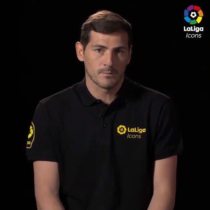 ¿Cuáles son son los mejores porteros de #LaLigaHistory para @IkerCasillas? 🤔  ⭐ #LaLigaIcons ⭐