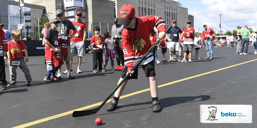 Chicago Blackhawks @NHLBlackhawks