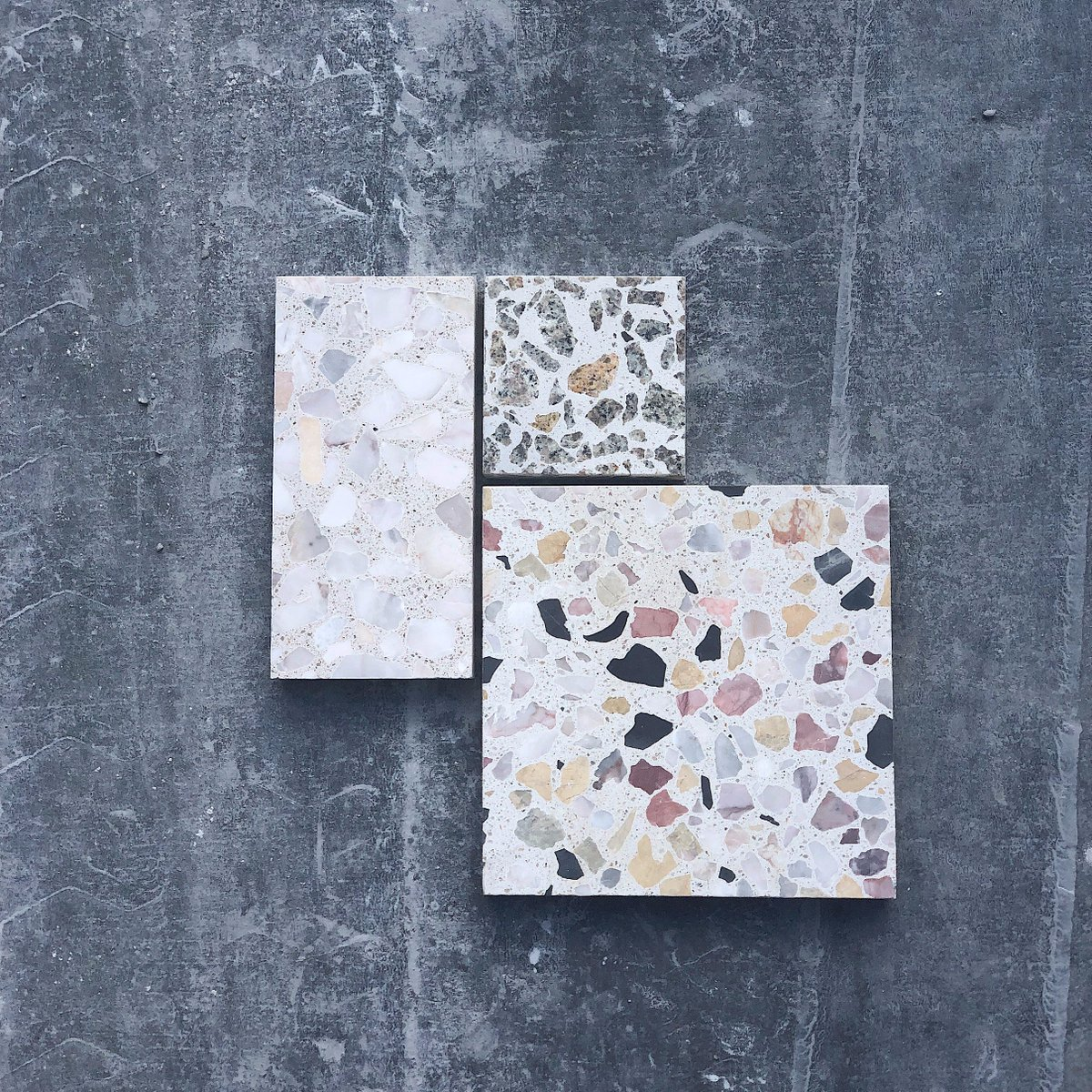 the possibilities with terrazzo are endless 🙌 // alabaster