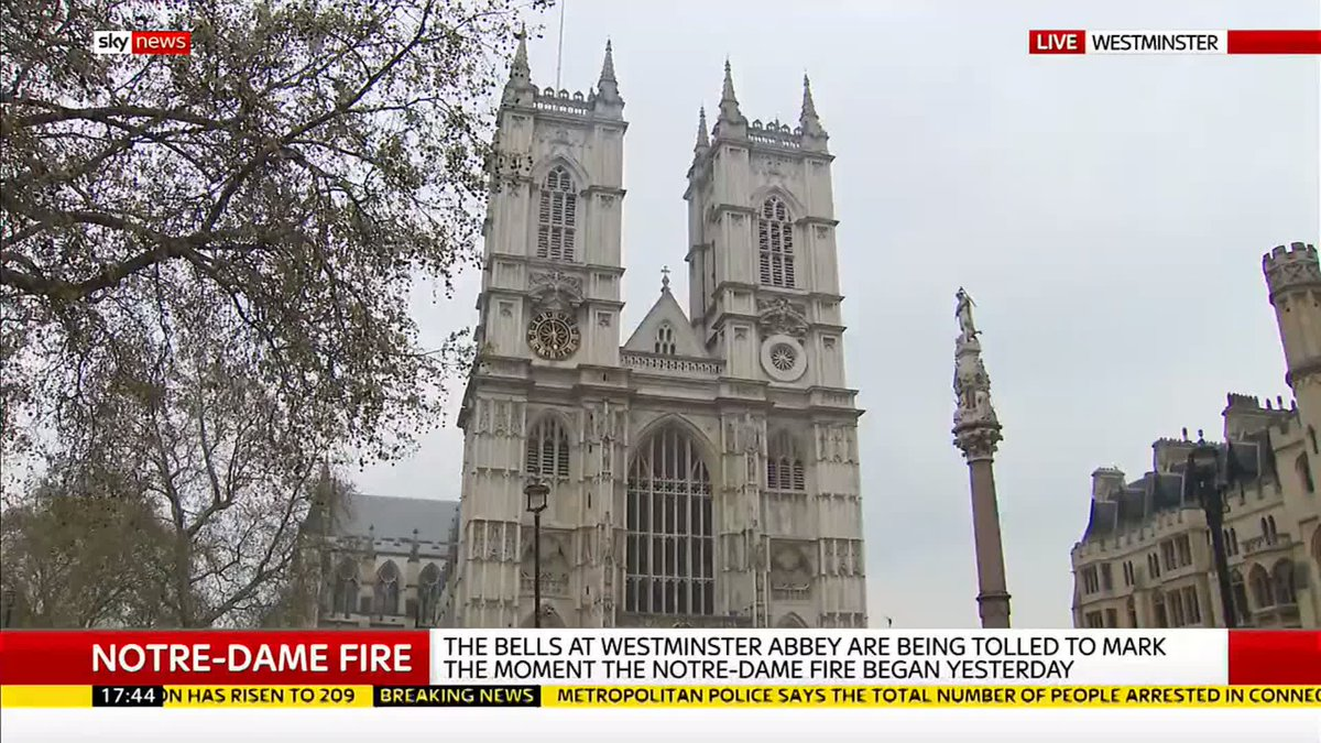 Sky News's photo on Westminster