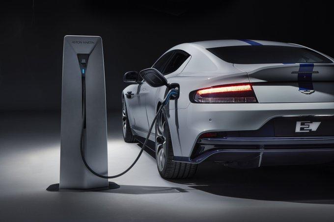 Top speed for Aston Martin…