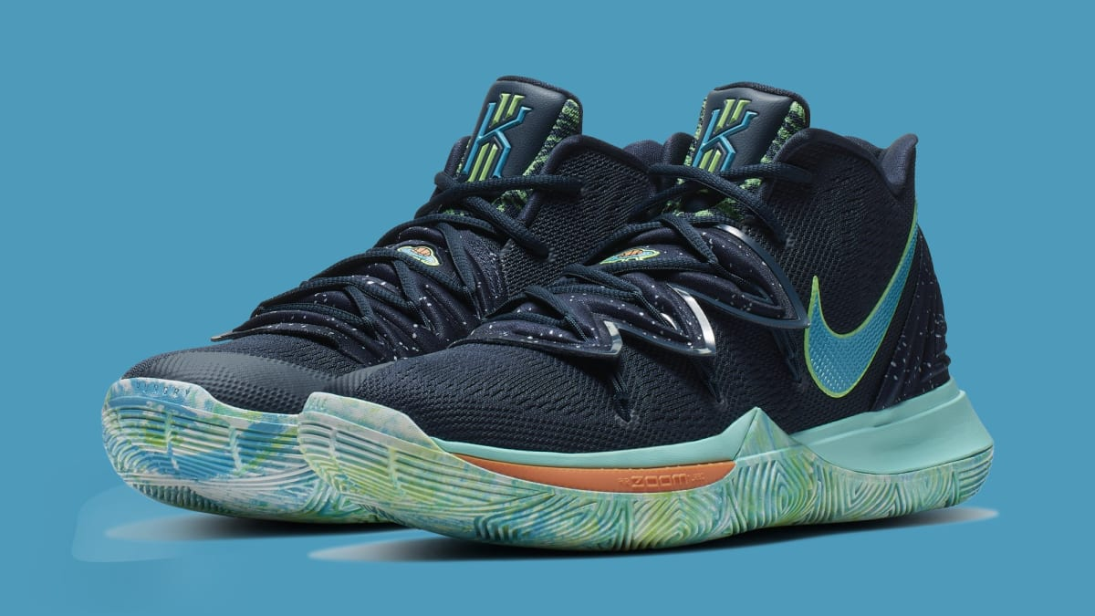 new style cf2ba 59c35  SoleCollector 3 weeks. this new nike kyrie 5 has gone galactic