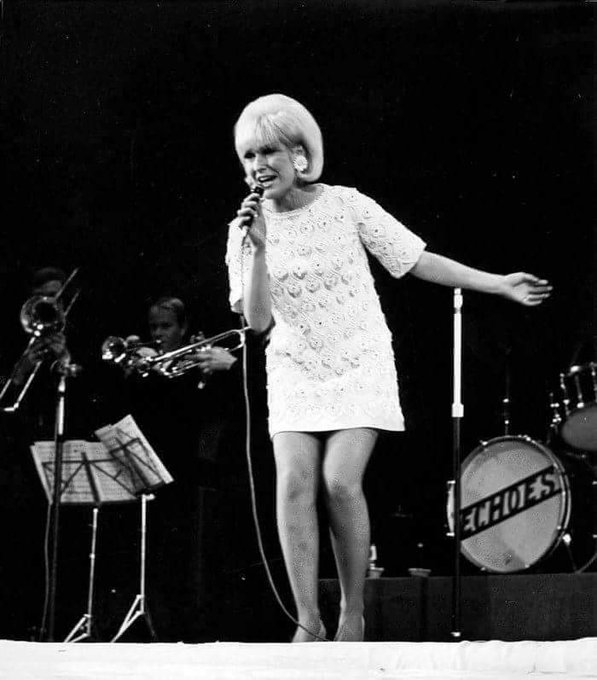 Happy birthday to Mary Isobel Catherine Bernadette O\Brien   aka  Dusty Springfield