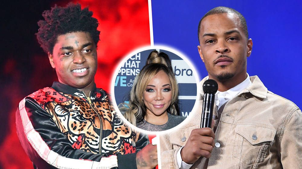 Kodak Black Angers Hip-Hop Community Again: Insults T.I.'s Wife, Tiny and Their Sons