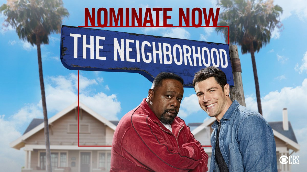 The Great Neighbor Shout-Out is on! We've teamed up with @TheNeighborhood to celebrate Great Neighbors across the country. Know someone who deserves recognition? Nominate them at http://nextdoor.com/theneighborhood  and enter to win an all-expense-paid trip to Los Angeles! #TheNeighborhood