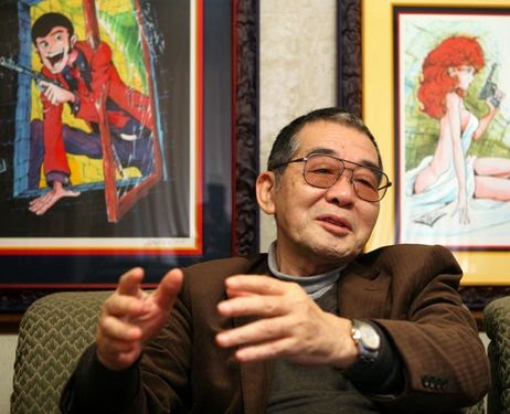 Varios medios japoneses acaban de informar de que Monkey Punch, creador de Lupin III, ha muerto a los 81 años debido a una neumonía.  Hasta siempre, maestro.