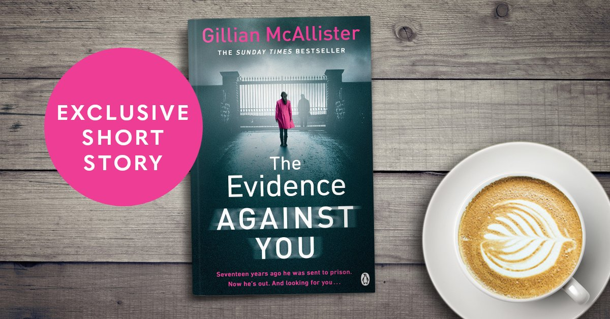 Want a free short story that will grip you from the first line to the last?   In celebration of The Evidence Against You publishing on Thursday, I'm sharing 'Street Furniture' EXCLUSIVELY in my latest newsletter. Sign up now or miss out! https://penguin-group.msgfocus.com/k/Penguin-Group/gillian_mcallister_linked_sign_up… RTs appreciated!