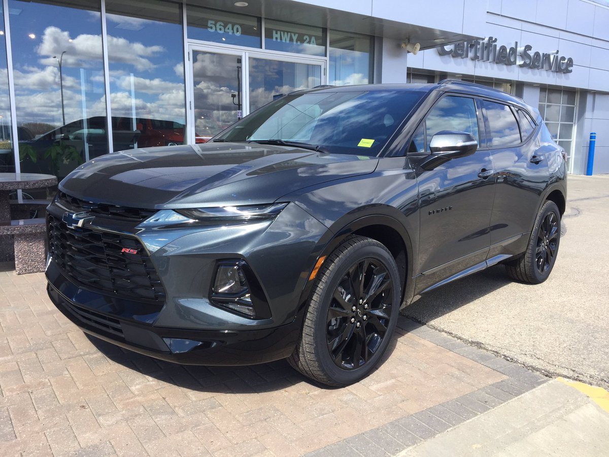 We have a NEW BLAZER on the lot! https://www. weidnerchevrolet