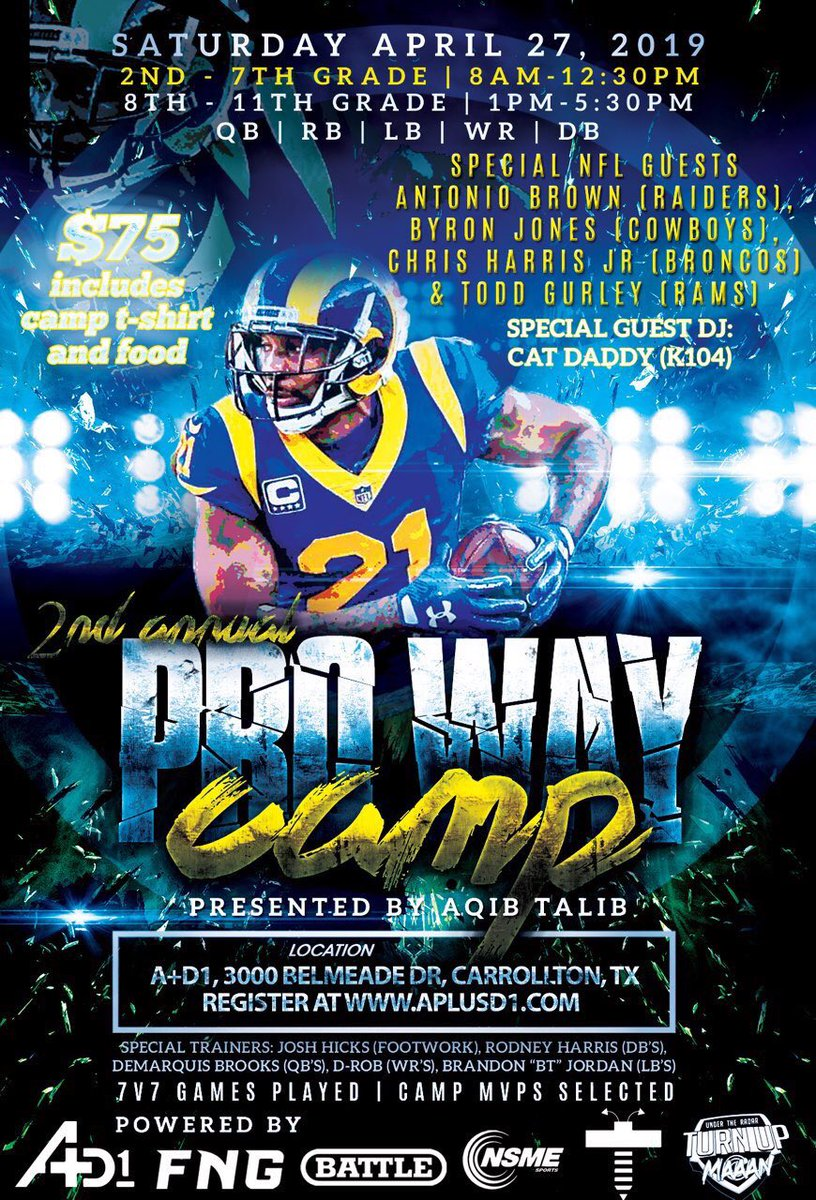 April 27th this is the place to be ! @_UnderTheRadar_ will be in the building !