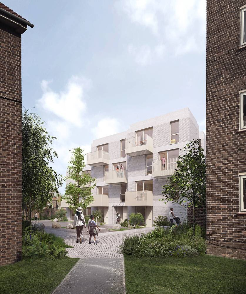 Absolutely brilliant news from @LondonCLT - their second project has been given the green light! Congratulations to all involved. And fantastic to see @LewishamCouncil supporting more #communityledhousing in the borough too!