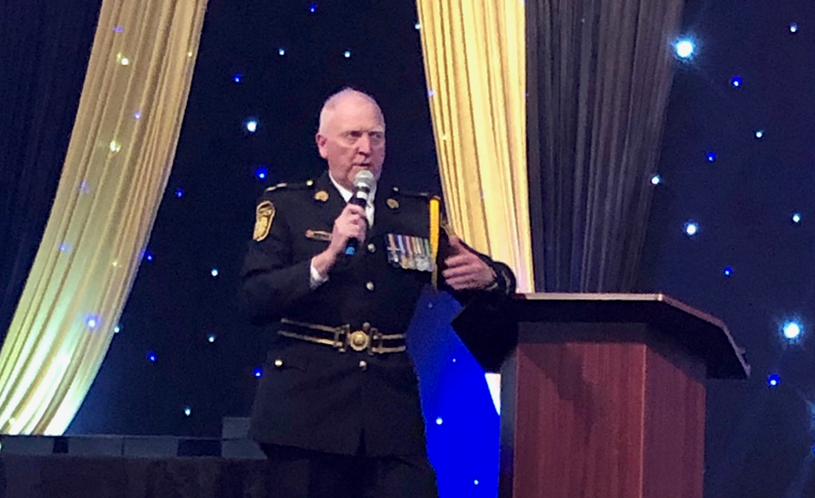 Chief McCord extends his congratulations to all the award recipients at the 4th Annual Canadian Council of Imams dinner for their wonderful contributions to our community. @CCImams