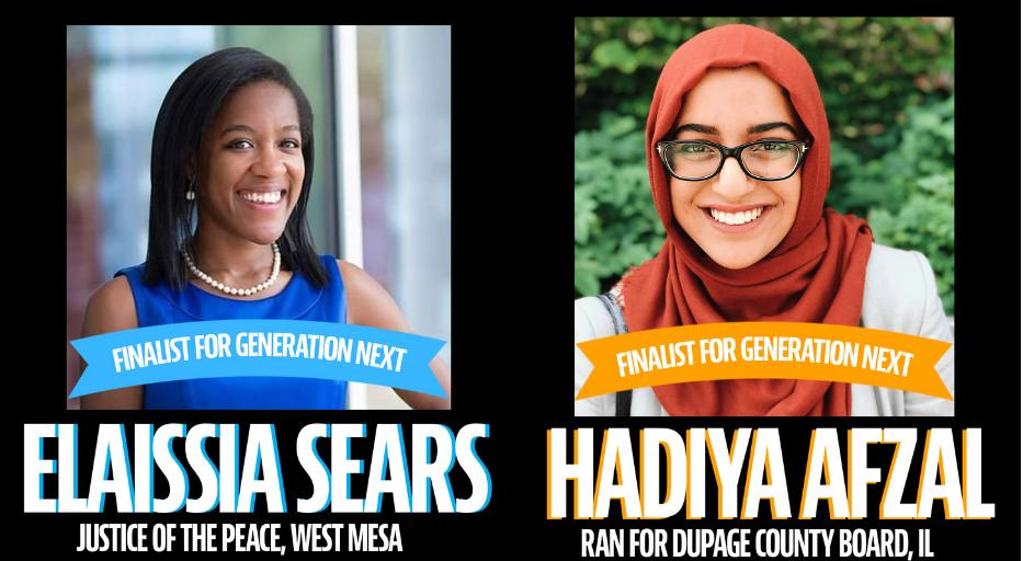 8b44b5232ca1f We re in the final round of voting for our RFS Alumni Awards! Get to know   hadiya afzal and  searsforjustice before polls close on Friday! ...