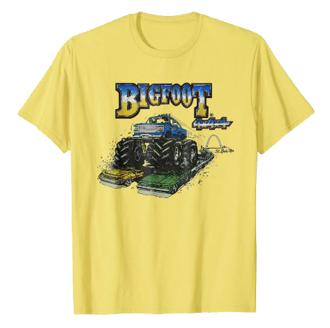 Old school, new school and anything in between can always be found on our Amazon storefront! http://bigfoot4x4.com/amazon #bigfoot1 #bigfoot4x4 #bigfootmt #bigfootmonstertruck #monstertruck #monstertrucks #retro #oldschool #oldskool #80s #90s