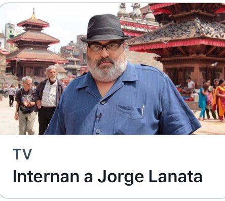 Jorge Lanata Foto