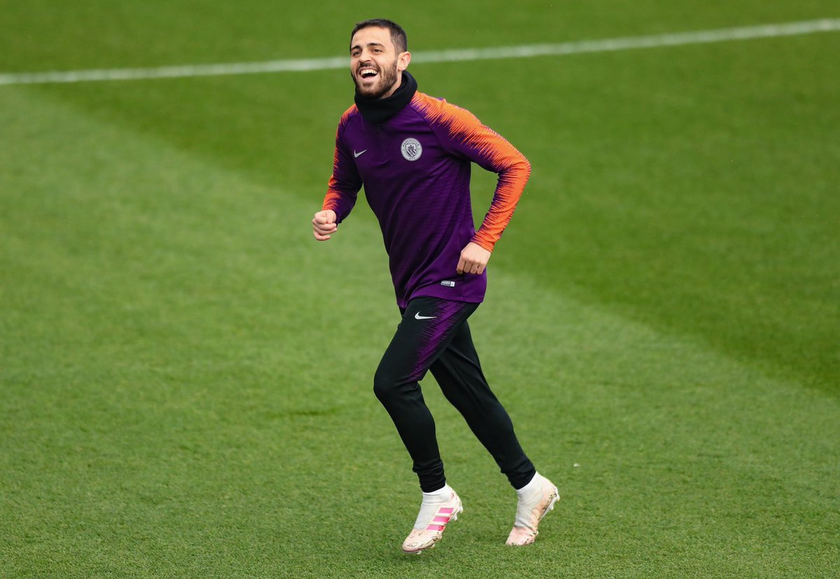 When they tell you is @ChampionsLeague day tomorrow!! Come on @ManCity 🔵🔵 https://t.co/I7xH6FeAQ3