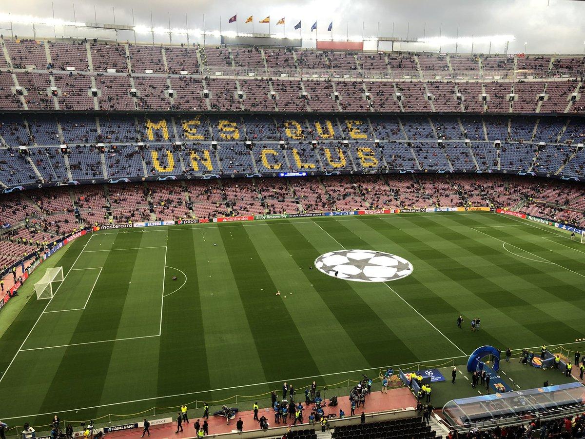 ⚽️S.Roberto por Semedo, el único cambio en el 11 del Barça respecto a Old Trafford. XI: T.Stegen; S.Roberto, Piqué, Lenglet, Alba; Busquets, Rakitic, Arthur; Messi, Suárez y Coutinho. @carrusel @EsportsSER