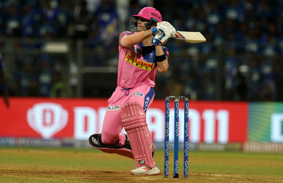 Steve Smith was left out of the Rajasthan side overnight as the Royals suffered yet another loss  https://www. cricket.com.au/news/match-rep ort/rajasthan-royals-steve-smith-ashton-turner-moises-henriques-kings-xi-punjab-ipl/2019-04-17 &nbsp; …  #IPL<br>http://pic.twitter.com/R9xvAy64BC