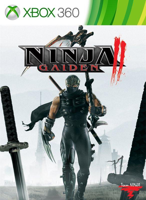 Team Ninja On Twitter Ninja Gaiden Fans On Xbox One Ninja