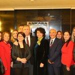 Image for the Tweet beginning: Bugün İzmir ilçe belediye başkanlarımızla