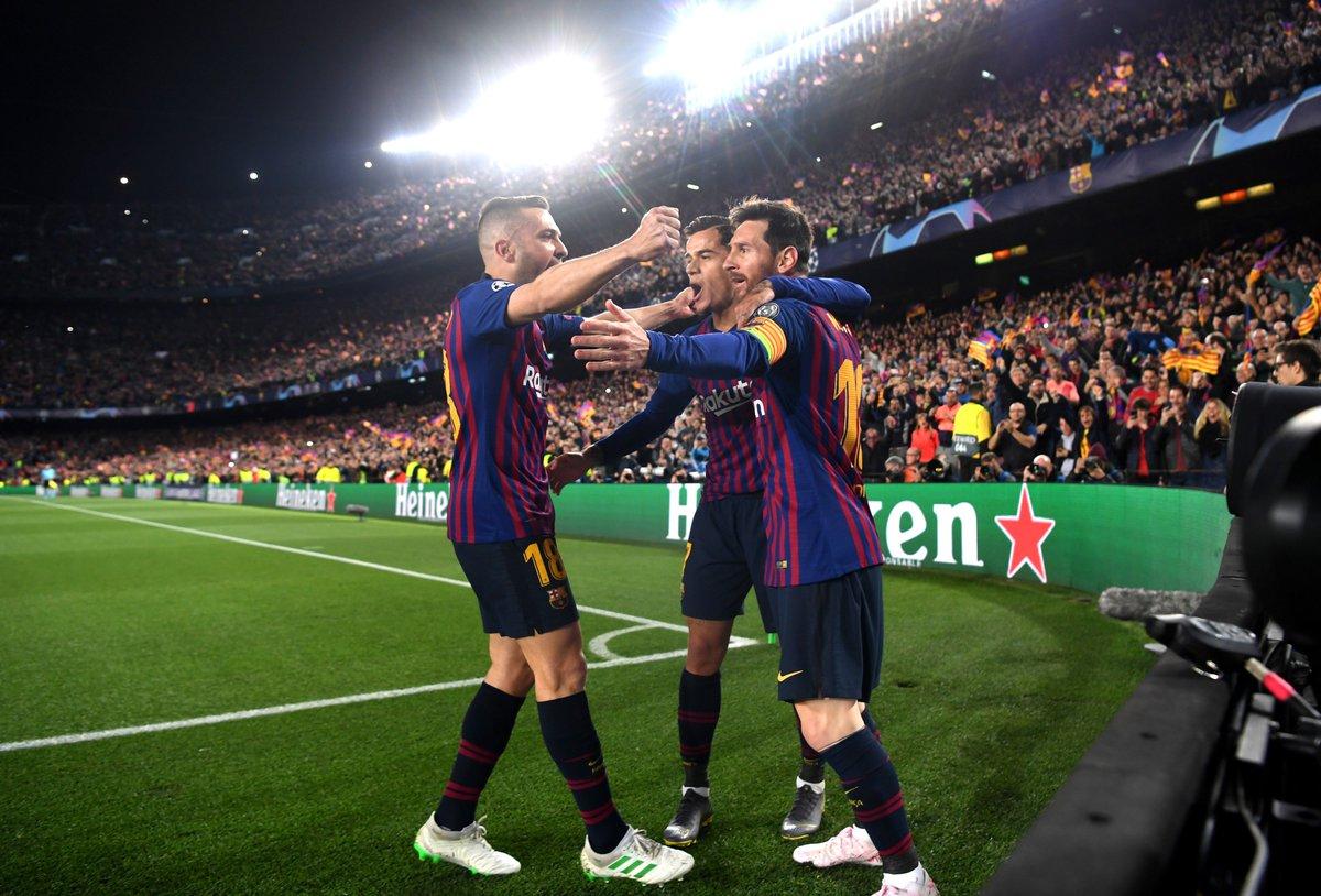Барселона - МЮ 3:0. С искорки интриги - пламя полуфинала - изображение 1