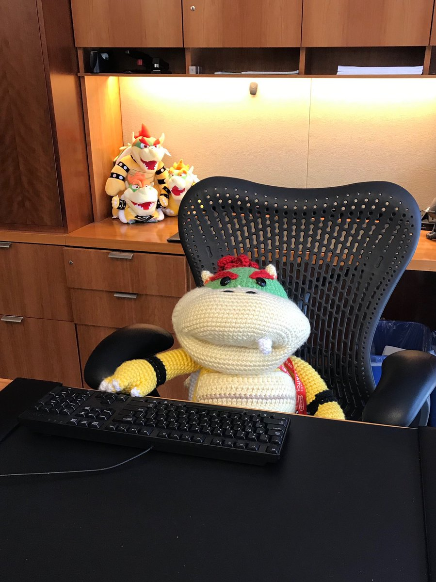 The Doug Bowser Thread D4TFV6QUUAAwTXb
