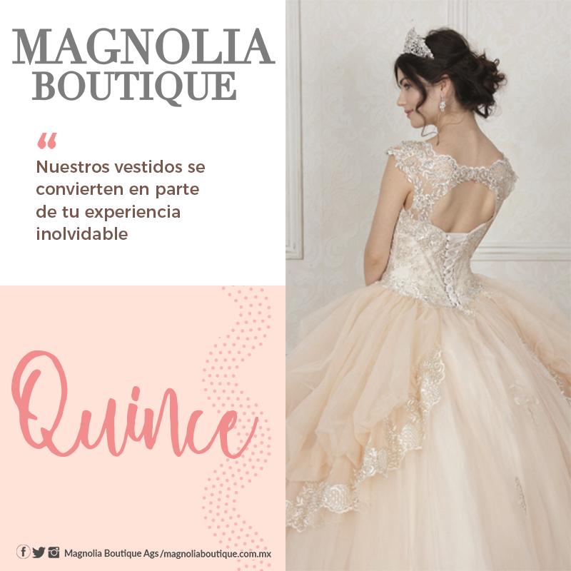 c463758f22a17 🌞🧡Hoy es un buen día para elegirlo!!  VestidosDe15Años 🔝   MagnoliaBoutique