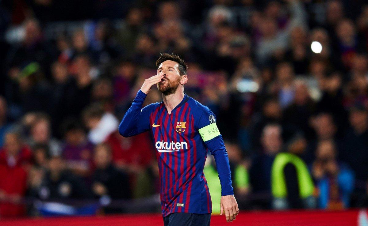 9 against Arsenal. 6 against Man City. 4 against Man Utd. 3 against Chelsea. 2 against Tottenham.  Messi has now scored 2⃣4⃣ goals against English clubs. 👽