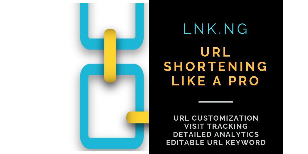 LNK NG URL-SHORTENER (@lnk_ng) | Twitter