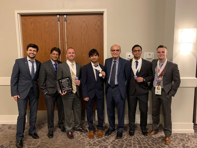 #UISedu students recently brought home two awards from the International Society for Advancement of Management competition! Learn More: https://t.co/ADnhNDN3Zh https://t.co/lvTglIBmOo