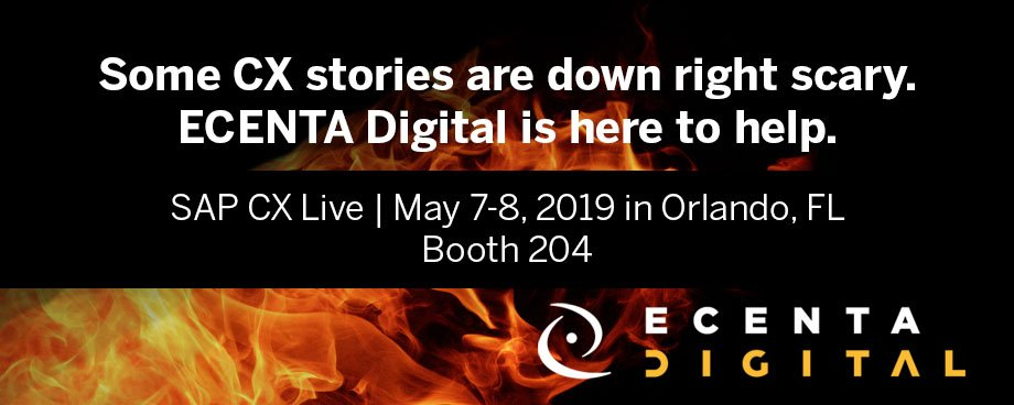 At times customer experience is no walk in the park.  Meet us at @SAP_CX Live where we&#39;ll provide CX Therapy! Come share your stories with us! #SAP #SAPPartner #SAPCX #ECENTA #ECENTADigital #customerexperience<br>http://pic.twitter.com/3oCMxvQttN