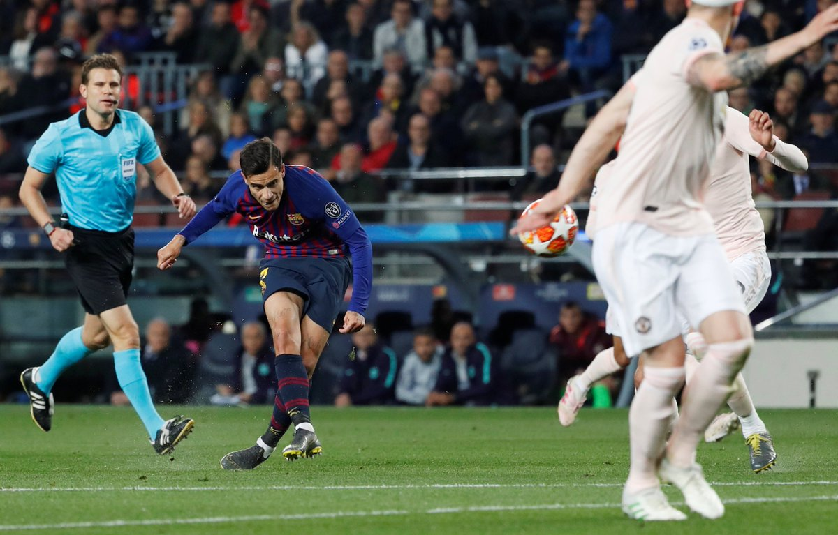 FC Barcelona 3-0 Manchester United Highlights