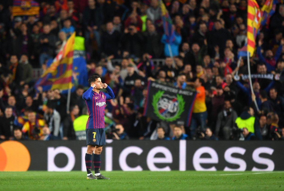 Барселона - МЮ 3:0. С искорки интриги - пламя полуфинала - изображение 3
