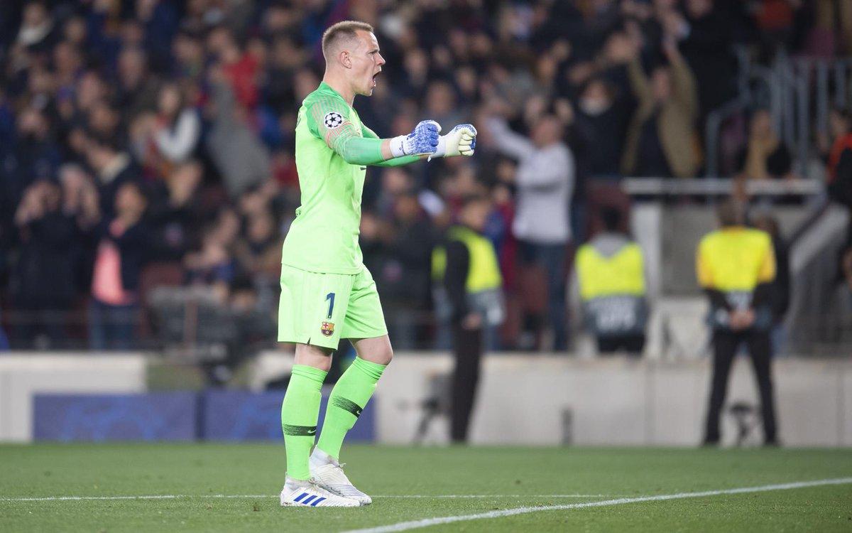 FC Barcelona's photo on Ter Stegen