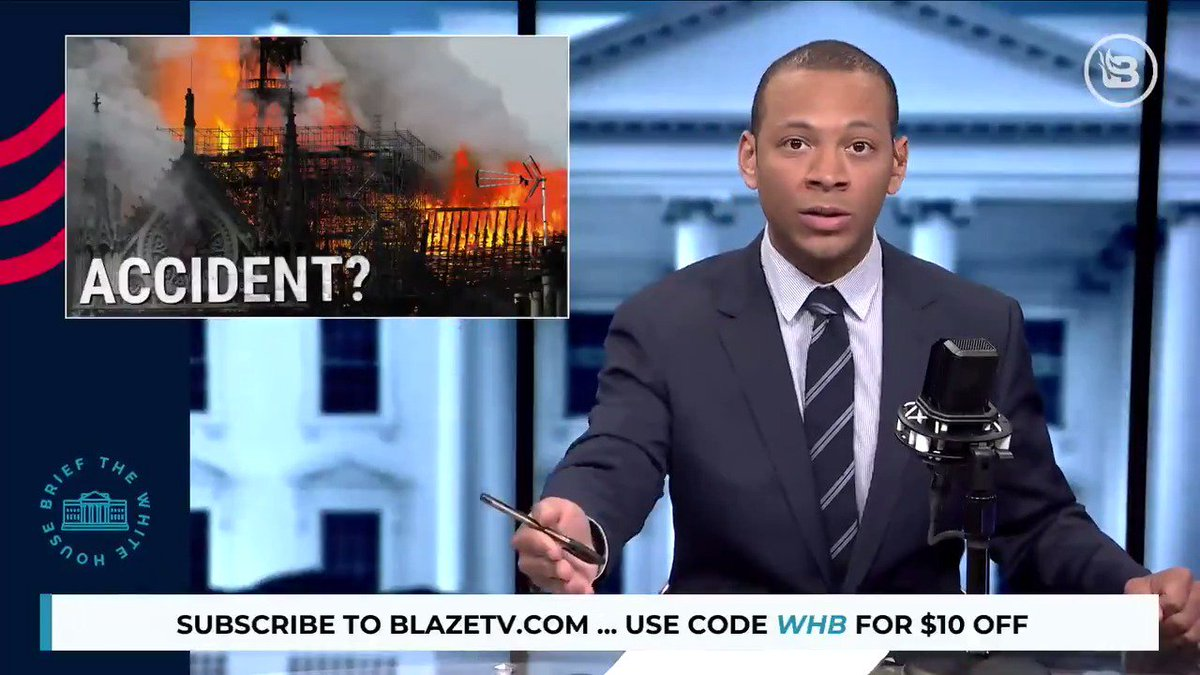 All of a sudden, the media is super concerned about speculation when it comes to the Notre-Dame fire. Which is hilarious because for 2 years they did nothing but speculate about the #Russiagate conspiracy.