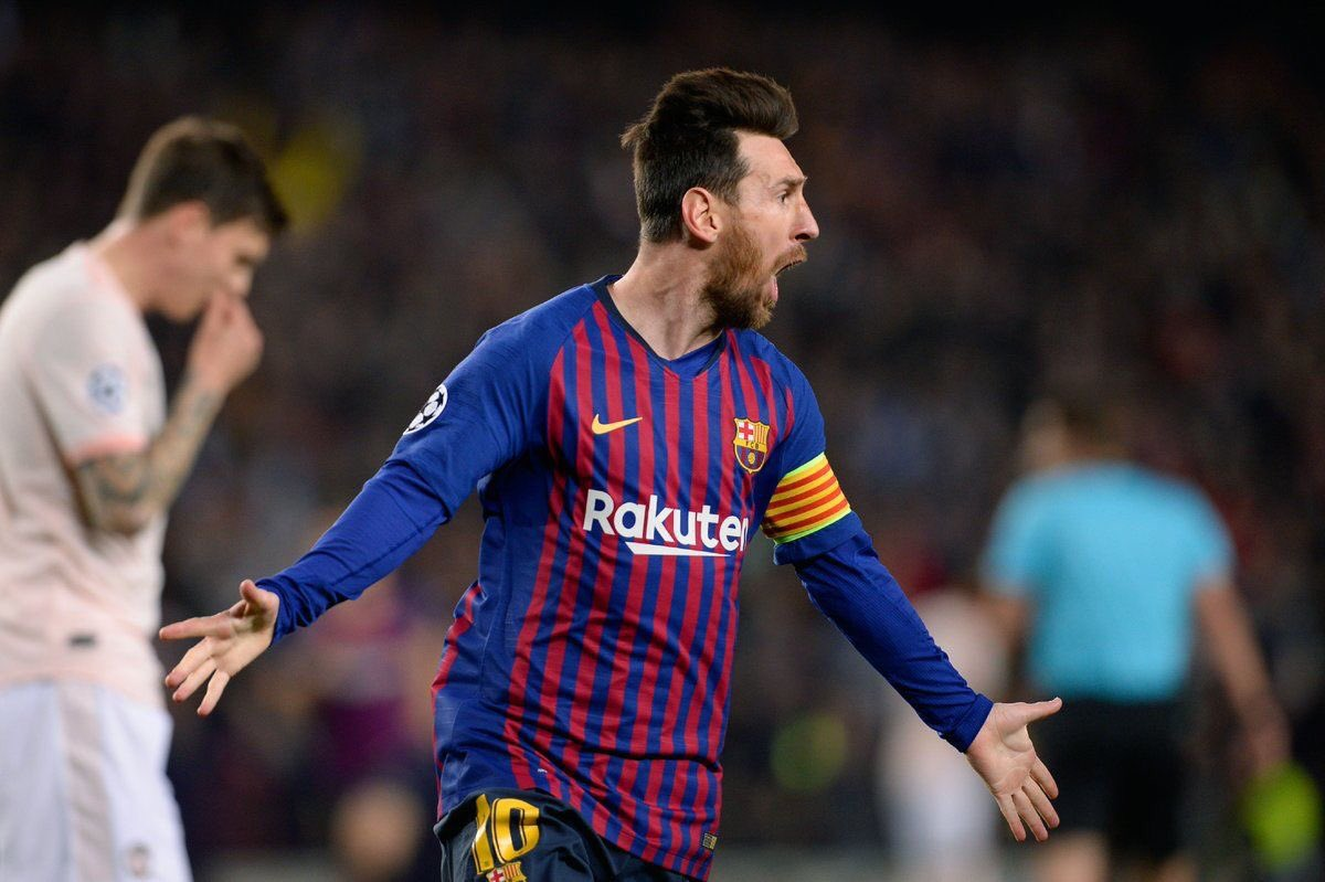 Let's settle this  Who's the real GOAT  Rt for Messi  Like for Ronaldo  #BARMUN
