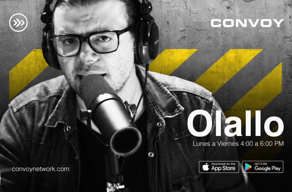 CONVOY's photo on #QuéPasóOlallo
