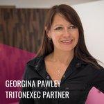 Image for the Tweet beginning: #TritonExec congratulates Georgina Pawley on