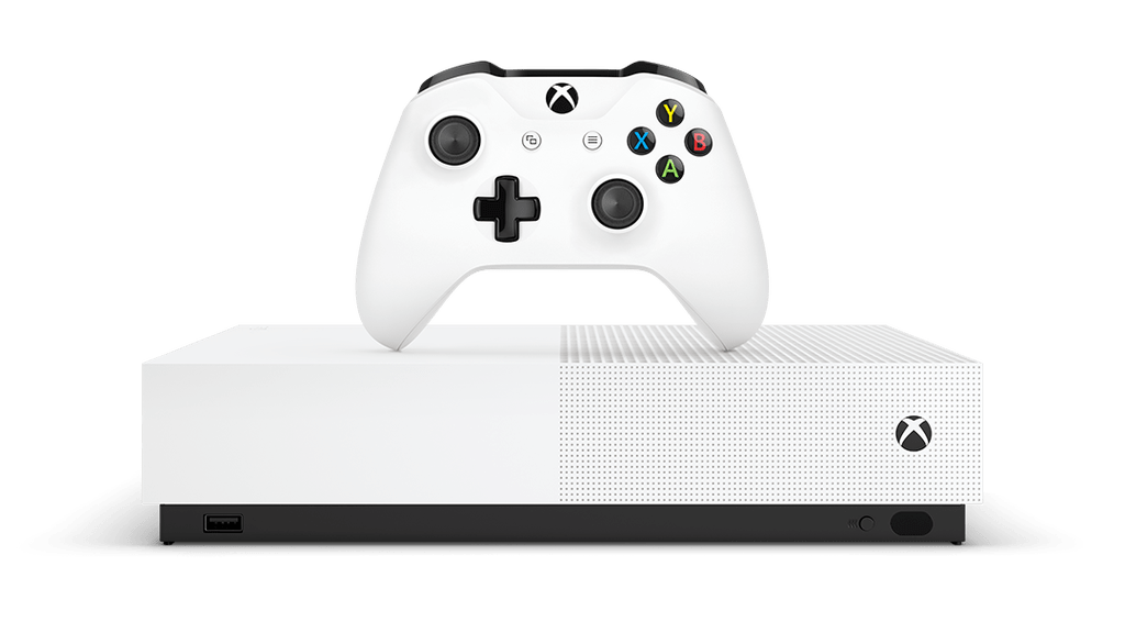 Xbox One does away with discs in new $249 All-Digital Edition