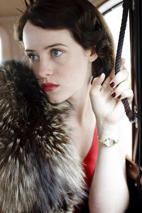 I almost forgot to wish a happy bday to the one and only queen claire foy