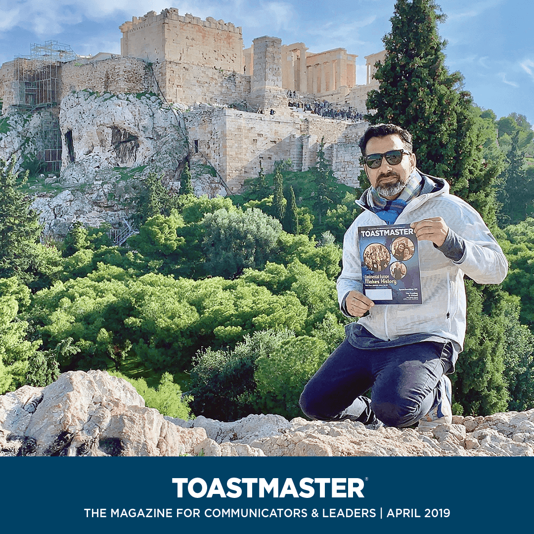 Toastmasters's photo on #TravelTuesday