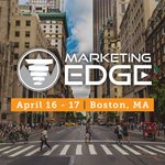 What an amazing day at Marketing Edge Boston! Today's excitement brought thirst for an array of marketing knowledge. Attendees are so excited to continue the learning journey tomorrow! Thank you for being a part of this exciting event...https://t.co/uUmoN3Jqm5 #TomFerry