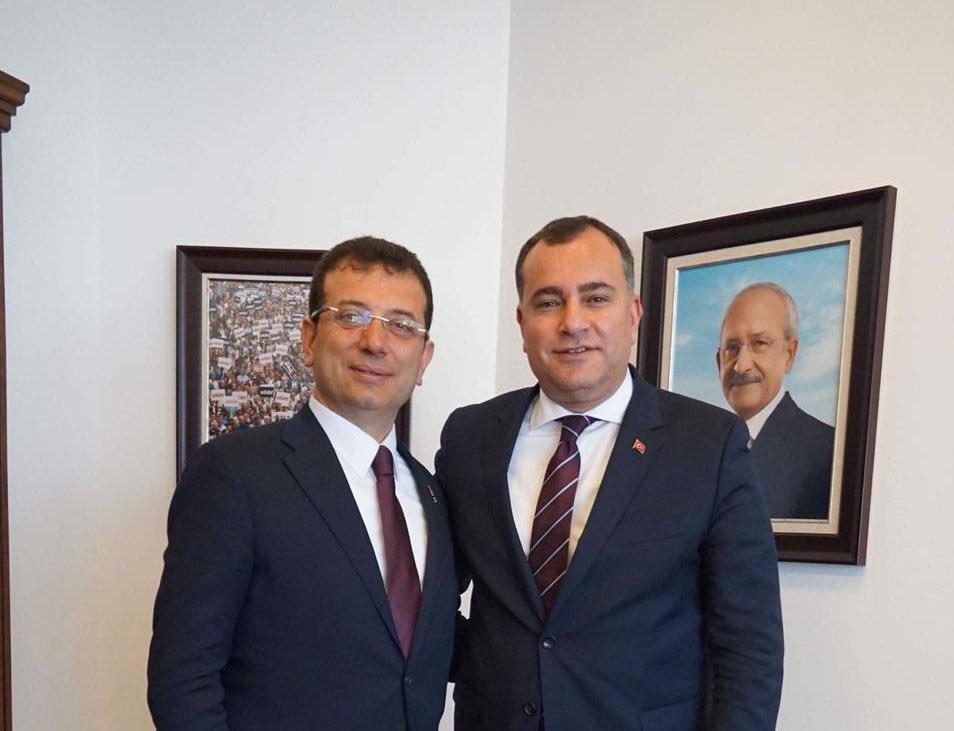 İstanbul Büyükşehir Belediye Başkanı @ekrem_imamoglu   İstanbul Büyükşehir Belediye Başkanı @ekrem_imamoglu   İstanbul Büyükşehir Belediye Başkanı @ekrem_imamoglu   (Bir defada anlamadıkları için tekrar ettim. Kusura bakmayın.)  Sayım bitti. #MazbataGeliyor  #MazbataHakEdenin