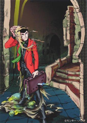 アニメ「ルパン三世」公式さんの投稿画像