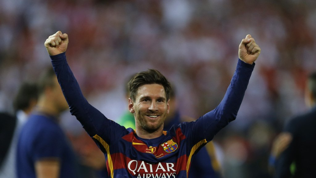 07f11862cc1 lionel messi and barcelona go off on manchester united win 3 0 in champions  league