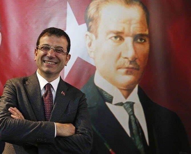 #EkremİmamoğluBaskan Fotoğraf