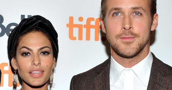 """Eva Mendes claimed she never thought she would be a mother, that is, until she met and fell in love with Ryan Gosling: """"Then it made sense for me to have...not kids, but his kids. It was very specific to him."""" https://eonli.ne/2UDb0IV"""